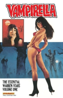 Vampirella: The Best of the Warren Years, Paperback Book