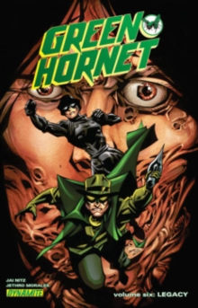 Green Hornet Volume 6, Paperback Book
