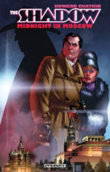 The Shadow: Midnight in Moscow, Paperback Book