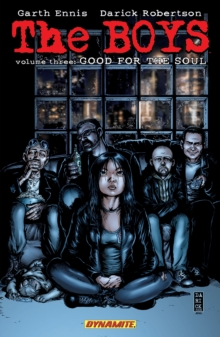 Garth Ennis' The Boys Vol. 3: Good For The Soul, EPUB eBook