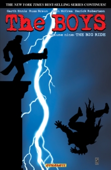 Garth Ennis' The Boys Vol. 9: The Big Ride, EPUB eBook