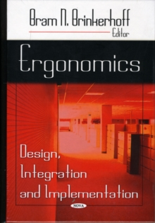 Ergonomics : Design, Integration & Implementation, Hardback Book