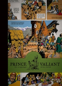 Prince Valiant Vol.2: 1939-1940, Hardback Book