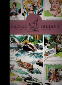 Prince Valiant Vol.7: 1949-1950, Hardback Book