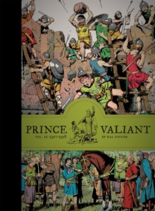 Prince Valiant Vol. 11 : 1957-1958, Hardback Book