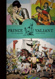 Prince Valiant Vol. 12: 1959-1960, Hardback Book