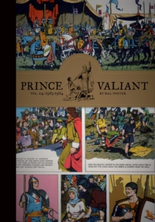 Prince Valiant Vol. 14: 1963-1964, Hardback Book