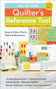 All-in-One Quilter's Reference Tool : Updated, EPUB eBook