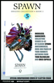 Spawn: Origins Book 5, Hardback Book