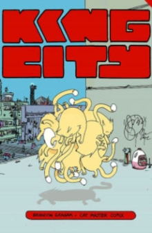 King City, Paperback / softback Book