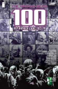 The Walking Dead 100 Project, Paperback Book