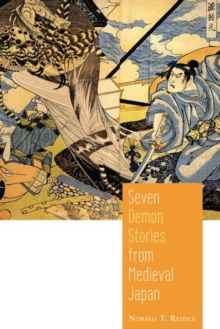 Seven Demon Stories from Medieval Japan, Paperback Book