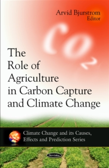 Role of Agriculture in Carbon Capture & Climate Change, Paperback / softback Book