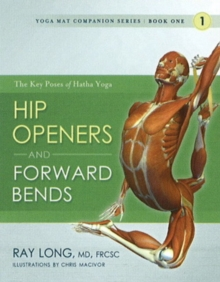 Yoga Mat Companion 2:  Hip Openers & Forward Bends, Spiral bound Book