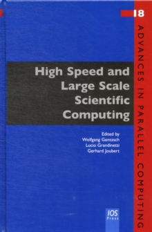 HIGH SPEED & LARGE SCALE SCIENTIFIC COMP, Hardback Book