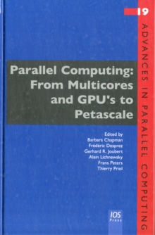PARALLEL COMPUTING, Hardback Book