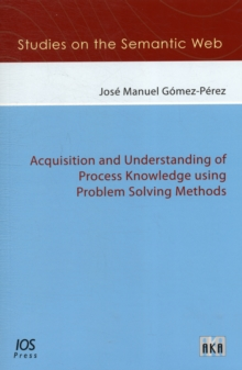 ACQUISITION & UNDERSTANDING OF PROCESS K, Paperback Book