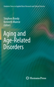 Aging and Age-Related Disorders, PDF eBook