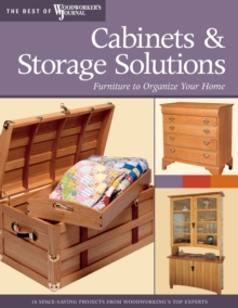 Cabinets & Storage Solutions : Furniture to Organize Your Home, EPUB eBook