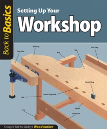 Setting Up Your Workshop : Straight Talk for Today's Woodworker, EPUB eBook