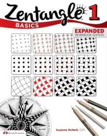 Zentangle Basics : A Creative Art form Where All You Need Is Paper Pencil & Pen, EPUB eBook