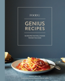 Food52 Genius Recipes, Hardback Book
