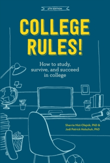 College Rules!, 4Th Edition, Paperback / softback Book