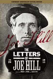 The Letters Of Joe Hill : Centenary Anniversary Edition, Revised, Paperback Book