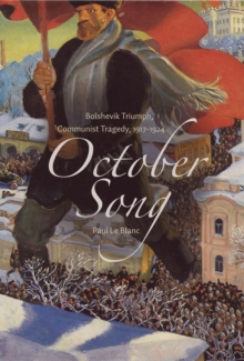 October Song, Paperback Book
