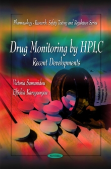 Drug Monitoring by HPLC : Recent Developments, Hardback Book