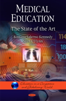 Medical Education : The State of the Art, Hardback Book