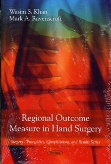 Regional Outcome Measure in Hand Surgery, Paperback / softback Book