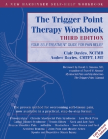 Trigger Point Therapy Workbook : Your Self-Treatment Guide for Pain Relief, Paperback Book