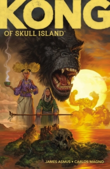 Kong of Skull Island Vol. 1, Paperback Book