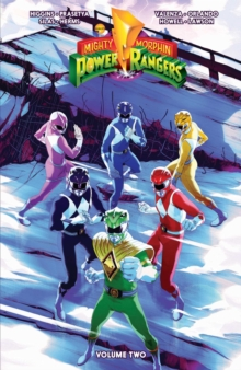 Mighty Morphin Power Rangers Vol. 2, Paperback Book