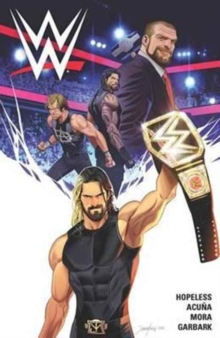 WWE Vol. 1, Paperback Book