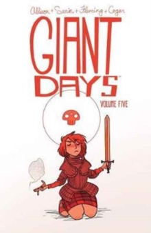 Giant Days Vol. 5, Paperback Book