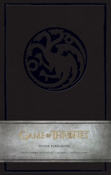 Game of Thrones: House Targaryen Hardcov, Hardback Book