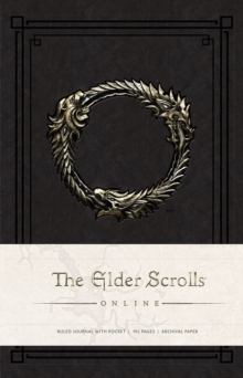 The Elder Scrolls Online Hardcover Ruled Journal, Hardback Book