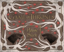 Game of Thrones: House Stark Deluxe Stationery Set, Hardback Book