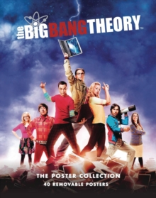 Big Bang Theory: The Poster Collection, Paperback Book