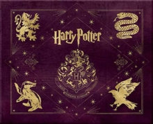 Harry Potter: Hogwarts Deluxe Stationery, Hardback Book