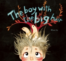Boy With the Big Hair, Hardback Book