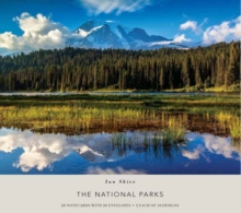 Ian Shive: The National Parks Blank Boxed Notecards, Hardback Book