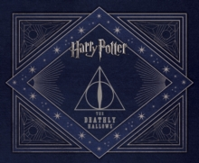 Harry Potter Deathly Hallows Hardcover Ruled Journal, Hardback Book
