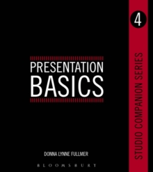 Studio Companion Series Presentation Basics, Paperback / softback Book