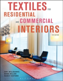 Textiles for Residential and Commercial Interiors, Paperback Book