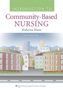 Introduction to Community Based Nursing, Paperback Book