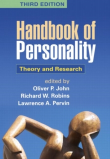 Handbook of Personality : Theory and Research, Paperback Book