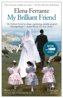 My Brilliant Friend, Paperback Book